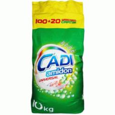 Cadi Amidon – универсальный стиральный порошок, 10 кг.