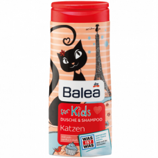 Детский гель Balea for Kids Katzen