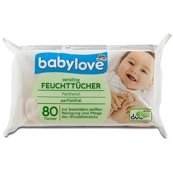 Детские салфетки Babylove Feuchttucher Sensitive