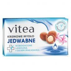 Vitea Jedwabne – крем-мыло с экстрактом шелка, 100 гр.