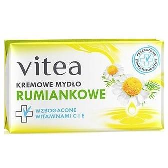 Vitea Rumiankowe – крем-мыло с экстрактом ромашки, 100 гр.