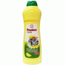 Passion Gold Scheuermilch – молочко для очистки раковин и ванн, 700 мл.