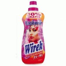 Wirek Kashmir – ополаскиватель-концентрат с цветочным ароматом, 2000 мл.