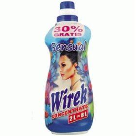 Wirek Sensual – ополаскиватель-концентрат с ароматом свежести, 2000 мл.