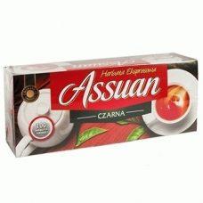 Assuan Czarna – черный чай в пакетах, 100 шт.