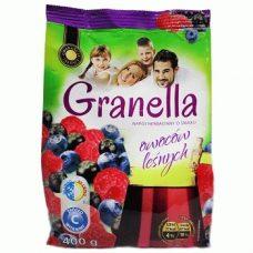 Granella Owocow Lesnych – фруктовый чай с лесными ягодами (в гранулах), 400 гр.