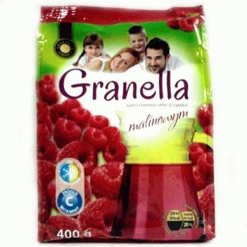 Фруктовый чай Granella Malinowym