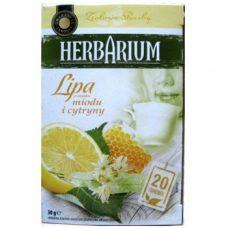 Липовый чай Herbarium Lipa & Miodu i Cytryny