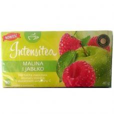 Intensitea Malina i Jablko – фруктовый чай «Малина и яблоко», 20 шт.