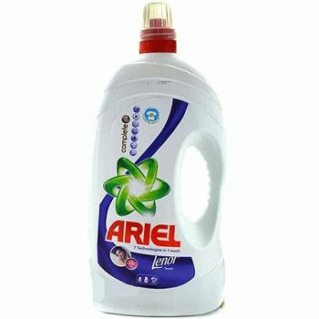 Ariel Complete 7 — универсальный гель с Ленором, 5650 мл. [Наличие: Все регионы]