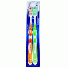 Dentalux Classic Soft – зубные щетки (мягкие), 2 шт.