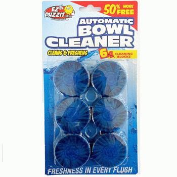 House Care – таблетки для туалета (синие), 6 шт.