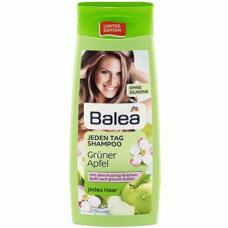 Balea Grüner Apfel – шампунь для истощенных волос, 300 мл.