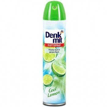 Denkmit Cool Lemon – освежитель воздуха (лимон), 300 мл.