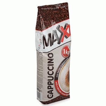 Hearts Cappuccino MAXXL – шоколадный растворимый капучино, 1000 гр.
