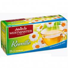 Westminster Kamille – травяной чай с ромашкой (в пакетах), 25 шт. [Наличие: Днепр]