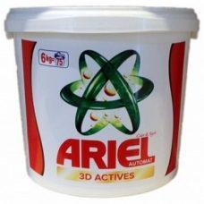 Ariel 3D Actives Color – стиральный порошок для цветного белья, 6 кг.