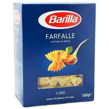Barilla Farfalle n.265 макароны