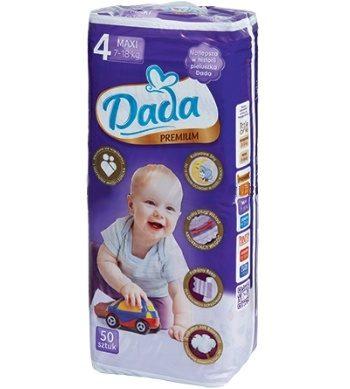 Детские подгузники Dada Premium 4 Maxi
