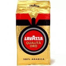Lavazza Qualita Oro – молотый кофе (арабика), 250 гр.