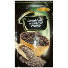 Rowita Schwarzer Pfeffer – молотый черный перец, 80 гр.
