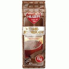 Hearts Trink Schokolade – шоколадный напиток (горячий шоколад), 1000 гр.