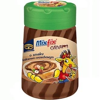 Kruger MixFix Cream – какао-ореховая шоколадная паста, 400 гр.