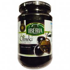 Черные оливки Iberia Oliwki Czarne