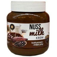 Nuss Milk Kakaowo-Mleczny – какао-молочная шоколадная паста, 400 гр.