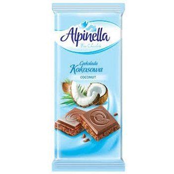 Шоколад Alpinella Czekolada Kokosowa