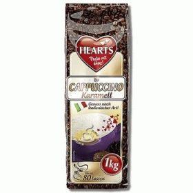 Hearts Cappuccino Karamell – капучино со вкусом карамели, 1000 гр.
