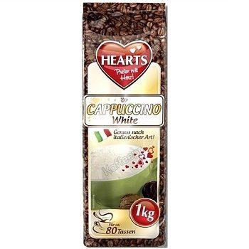 Немецкий капучино Hearts Cappuccino White
