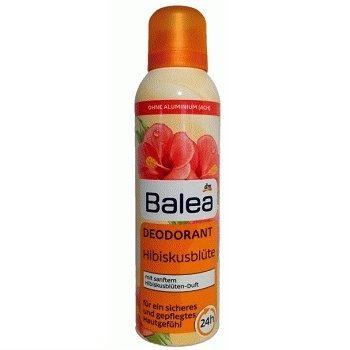 Balea Deodorant Hibiskusblute – женский дезодорант-спрей, 200 мл.