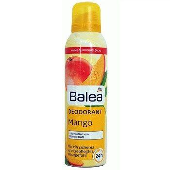 Женский дезодорант Balea Deodorant Mango