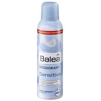 Balea Deodorant Sensitive – женский дезодорант-спрей, 200 мл.