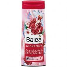 Гель для душа Balea Granatapfel & Pfirsichblute