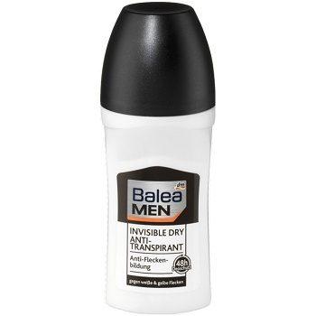 Balea Men Invisible Dry – мужской шариковый дезодорант, 50 мл.