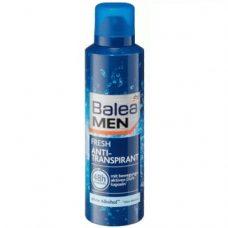 Balea Men Fresh Anti-Transpirant – мужской освежающий дезодорант, 200 мл.