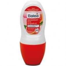 Balea Deodorant Pink Grapefruit – женский шариковый дезодорант, 50 мл.