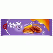 Milka Choco Jaffa Orange Jelly – печенье с апельсиновым желе, 147 гр.