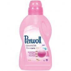 Perwoll Wool & Silk 3D – гель для стирки шерсти и шелка, 1000 мл.