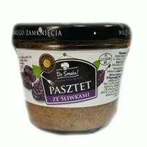 Do Smaku Pasztet Ze Slewkami – свиной паштет с черносливом, 160 гр.