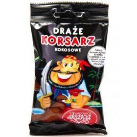 Skawa Korsarz – кокосовое драже в шоколаде, 70 гр.