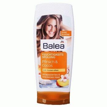 Бальзам для волос Balea Pfirsich & Cocos