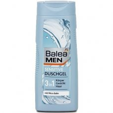 Гель для душа Balea Men Sensitive 3in1
