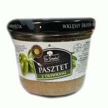 Do Smaku Pasztet Z Oliwkami – свиной паштет с оливками, 160 гр.