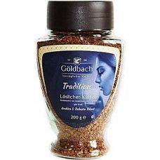 Goldbach Tradition – растворимый гранулированный кофе, 200 гр.