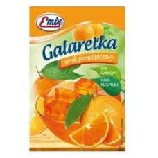 Желе с апельсином Emix Galaretka Pamaranczowy