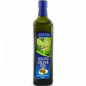 Olive Oil Extra Virgin Cold Extracted – оливковое масло, 1000 мл.