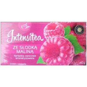 Intensitea ze Slodka Malina – фруктово-ягодный чай «Сладкая малина», 20 шт.